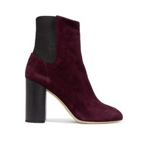 Rag & Bone Agnes Suede Ankle Boots (Gently Worn)